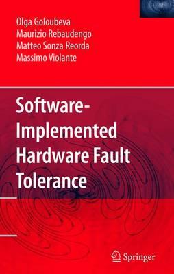 Software-Implemented Hardware Fault Tolerance (Hardback)