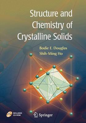Structure and Chemistry of Crystalline Solids (Hardback)
