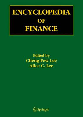 Encyclopedia of Finance (Paperback)