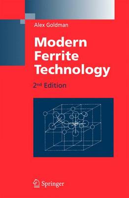 Modern Ferrite Technology (Hardback)