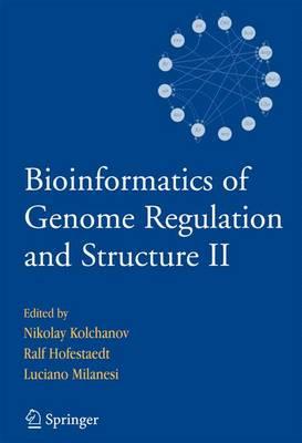 Bioinformatics of Genome Regulation and Structure II (Hardback)