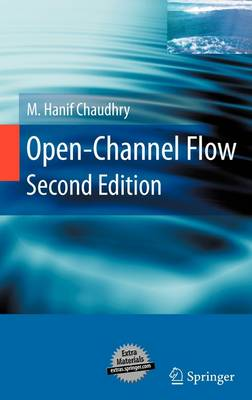 Open-Channel Flow (Hardback)
