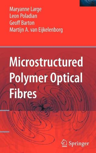Microstructured Polymer Optical Fibres (Hardback)