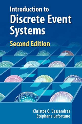 Introduction to Discrete Event Systems (Hardback)