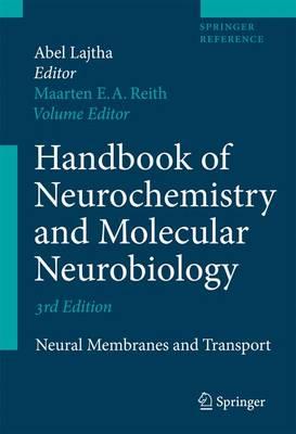 Handbook of Neurochemistry and Molecular Neurobiology 2010: Handbook of Neurochemistry and Molecular Neurobiology - Handbook of Neurochemistry and Molecular Neurobiology (Hardback)