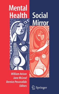 Mental Health, Social Mirror (Hardback)