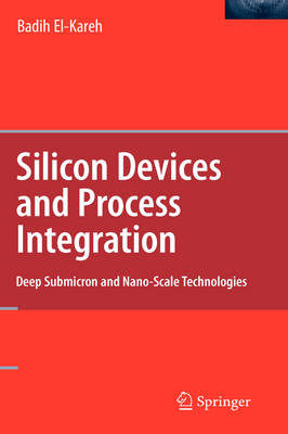 Silicon Devices and Process Integration: Deep Submicron and Nano-Scale Technologies (Hardback)