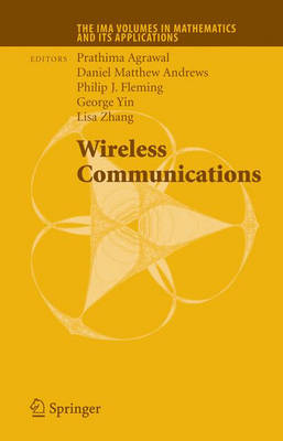 Wireless Communications - The IMA Volumes in Mathematics and its Applications 143 (Hardback)