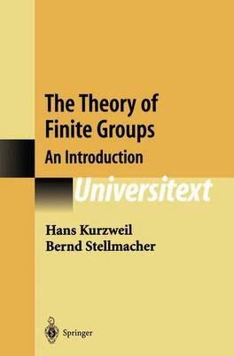 The Theory of Finite Groups: An Introduction - Universitext (Hardback)