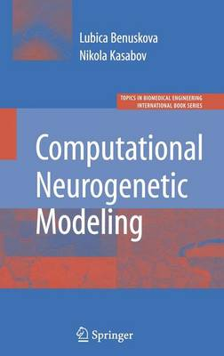 Cover Computational Neurogenetic Modeling - Topics in Biomedical Engineering. International Book Series