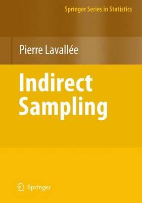 Indirect Sampling - Springer Series in Statistics (Hardback)