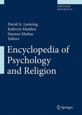 Encyclopedia of Psychology and Religion (Hardback)
