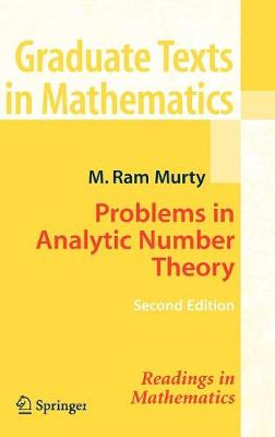 Problems in Analytic Number Theory - Readings in Mathematics 206 (Hardback)