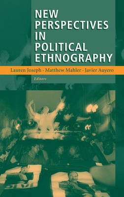 New Perspectives in Political Ethnography (Hardback)
