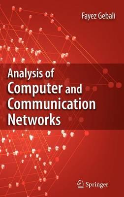 Analysis of Computer and Communication Networks (Hardback)
