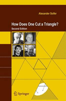 How Does One Cut a Triangle? (Paperback)
