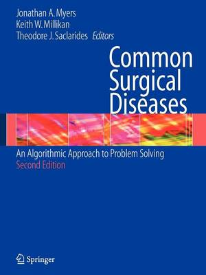 Common Surgical Diseases: An Algorithmic Approach to Problem Solving (Paperback)
