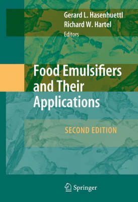 Food Emulsifiers and Their Applications (Hardback)