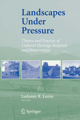 Landscapes under Pressure: Theory and Practice of Cultural Heritage Research and Preservation (Paperback)