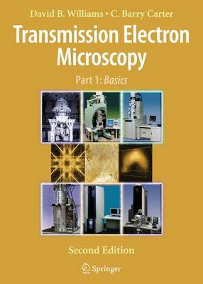 Transmission Electron Microscopy: A Textbook for Materials Science (Paperback)