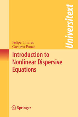 Introduction to Nonlinear Dispersive Equations - Universitext (Paperback)