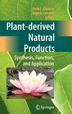 Plant-derived Natural Products: Synthesis, Function, and Application (Hardback)
