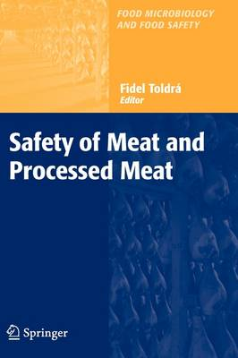 Safety of Meat and Processed Meat - Food Microbiology and Food Safety (Hardback)