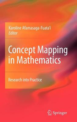 Concept Mapping in Mathematics: Research into Practice (Hardback)