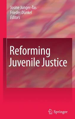 Reforming Juvenile Justice (Hardback)