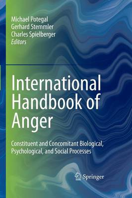 International Handbook of Anger: Constituent and Concomitant Biological, Psychological, and Social Processes (Hardback)