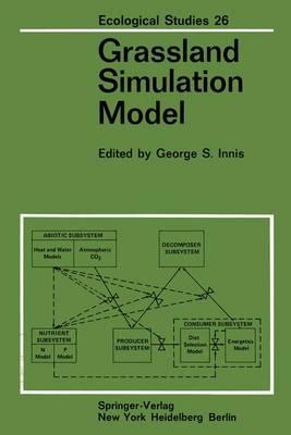 Grassland Simulation Model (Hardback)