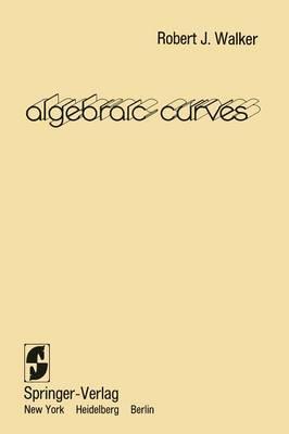 Algebraic Curves (Paperback)