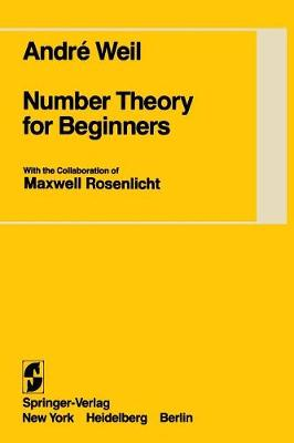 Number Theory for Beginners (Paperback)