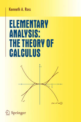 Elementary Analysis: The Theory of Calculus - Undergraduate Texts in Mathematics (Hardback)