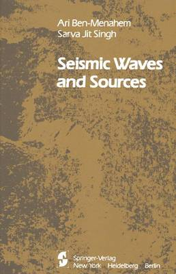 Seismic Waves and Sources (Hardback)