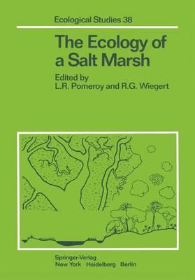 Ecology of a Salt Marsh (Hardback)