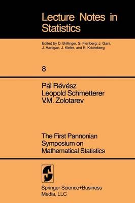 Anaesthesiologische Probleme in der Gefasschirurgie: 2. Rheingau-Workshop - Lecture Notes in Statistics 8 (Paperback)