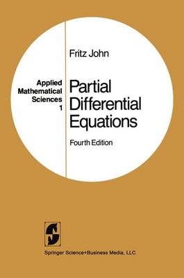 Partial Differential Equations - Applied Mathematical Sciences 1 (Hardback)