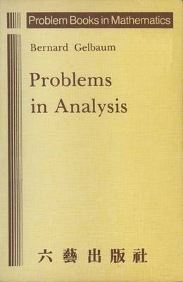 Problems in Analysis - Problem Books in Mathematics (Hardback)