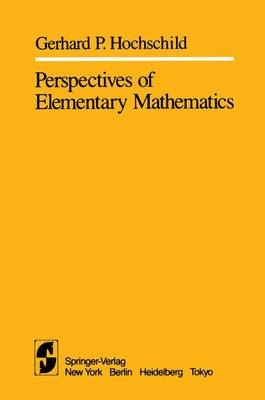 Perspectives of Elementary Mathematics (Paperback)