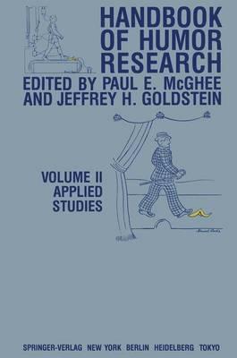 The Handbook of Humor Research: Applied Studies (Hardback)