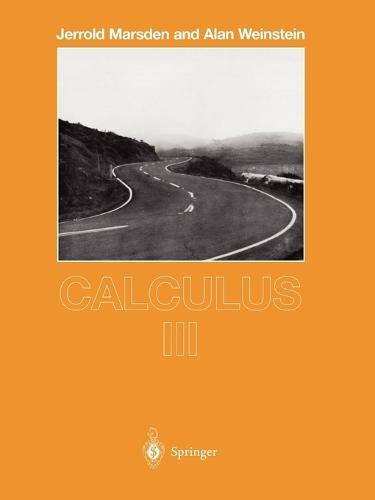 Calculus III - Undergraduate Texts in Mathematics (Paperback)
