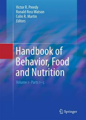 Handbook of Behavior, Food and Nutrition (Hardback)
