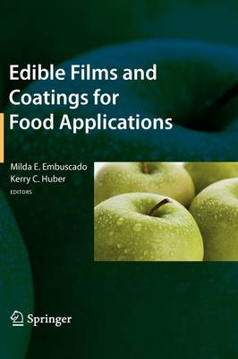 Edible Films and Coatings for Food Applications (Hardback)