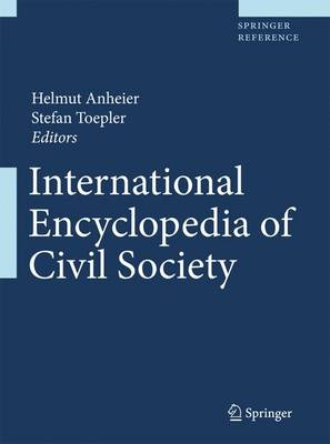 International Encyclopedia of Civil Society - International Encyclopedia of Civil Society