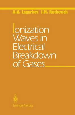 Ionization Waves in Electrical Breakdown of Gases (Hardback)