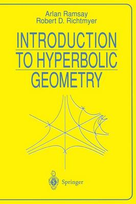 Introduction to Hyperbolic Geometry - Universitext (Paperback)