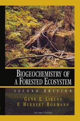 Biogeochemistry: Of a Forested Ecosystem (Paperback)