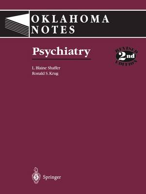 Psychiatry - Oklahoma Notes (Paperback)