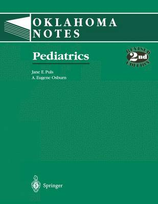 Pediatrics - Oklahoma Notes (Paperback)